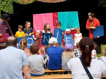 Dzecinada - święto teatru dla dzieci odbędzie się po raz trzeci (fot. Radosław Regan)