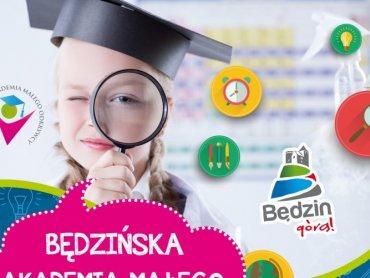 Zajęcia organizowane przez Będzińską Akademię Małego Odkrywcy są bezpłatne (fot. mat. organizatora)
