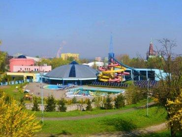 Dąbrowski aquapark obchodzi swoje dziesięciolecie (fot. Nemo/Facebook)
