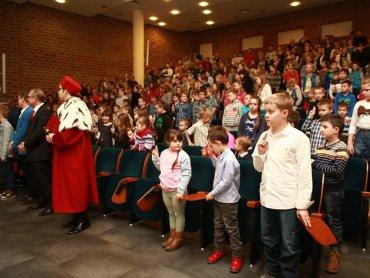 Uniwersytet Dziecięcy to wykłady i warsztaty organizowane dla dzieci w wieku 6-12 lat (fot. mat. organizatora)