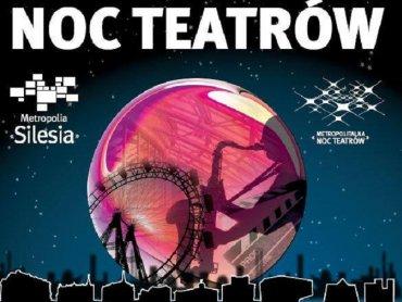 7. Metropolitalna Noc Teatrów odbędzie się w nocy 24/25 września w różnych teatrach regionu (fot. mat. organizatora)