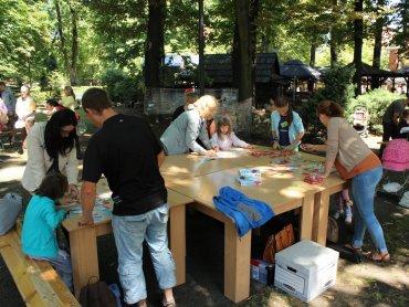 Festnik odbędzie się w ogródku Miejskiego Centrum Kultury w Rudzie Śląskiej (fot. mat. FB MCK Ruda Śląska)