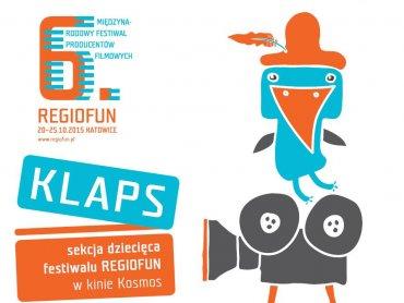 Klaps to nie tylko seanse filmowe, ale i mnóstwo warsztatów (fot. mat. organizatora)
