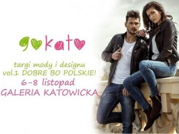 """Pierwsza edycja GoKato odbędzie się pod hasłem """"dobre, bo polskie"""" (fot. mat. organizatora)"""