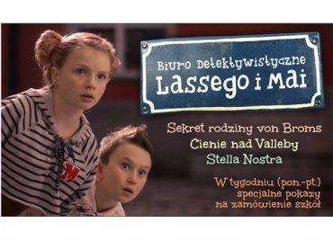 Dzieci znają Maję i Lassego z detektywistycznej serii wydawnictwa Zakamarki (fot. mat. organizatora)