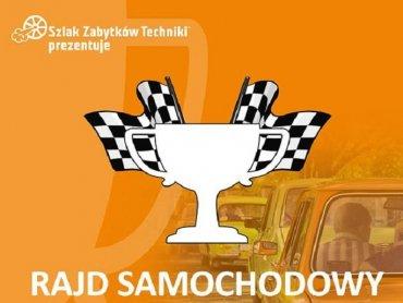 Rajd samochodowy wystartuje z rynku w Pszczynie (fot. mat. organizatora)
