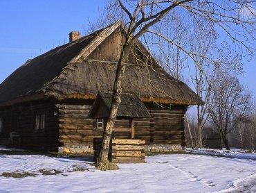 Warto obejrzeć skansen w zimowej aurze, wziąć udział w warsztatach i kuligu (fot. FB Muzeum GPE w Chorzowie)