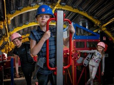 W wakacje za korzystanie z atrakcji kopalni Królowa Luiza zapłacimy mniej (fot. mat. kopalni)