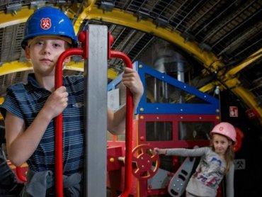 22 kwietnia nastąpi otwarcie sezonu w Parku 12C i Parku Techniki Wojskowej (fot. mat. kopalni)