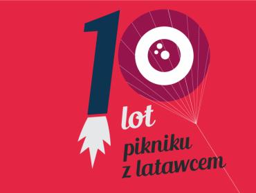 10 lot Pikniku z latawcem to zawody latawcowe i dodatkowe atrakcje (fot. mat. organizatora)