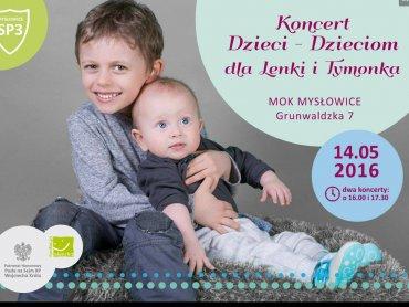 Pokaz talentów ma na celu pomoc Lence i Tymonkowi, którzy walczą z rakiem (fot. mat. organizatora)