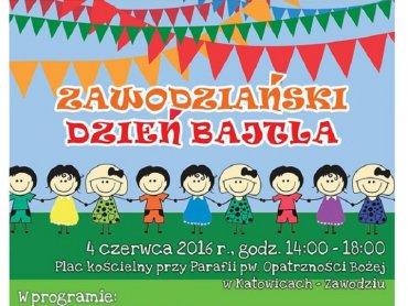Zawodziański Dzień Bajtla to międzypokoleniowy festyn, który odbędzie się 4 czerwca (fot. mat. organizatora)