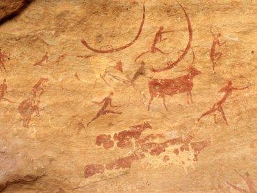O prehistorycznych malowidłach dowiedzą się dzieci uczestniczące w warsztatch w Muzeum Górnośląskim (fot.foter.com)