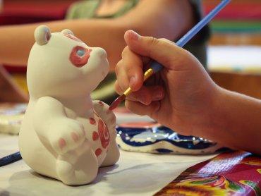 """""""Fidiasz w Pałacu"""" to bezpłatne zajęcia dla dzieci w Pałacu Kultury Zagłębia (fot. foter.com)"""