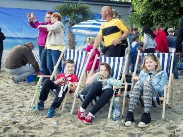 Kopalnia Guido zaprasza na plażę (fot. materiały Kopalni Guido)