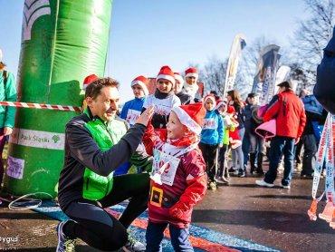 Każdy kto przekroczy linię mety otrzyma pamiątkowy medal (fot. mat. organizatora)