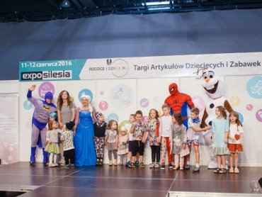 Tak bawili się uczestnicy zeszłorocznych Targów RODZICE I DZIECIAKI (fot. mat. organizatora)