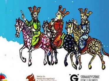 Orszak Trzech Króli w Gliwicach wyruszy z trzech różnych miejsc (fot. FB GTW Gliwice)