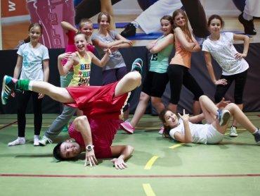 W Tito Dance Studio dzieci szlifują swoje talenty (fot. Tito Dance Studio)