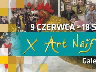 Art Najf Festiwal potrwa do 18 sierpnia i towarzyszyć mu będą liczne warsztaty dla dzieci (fot. mat. Art Najf Festiwal)