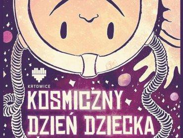 """""""Kosmiczny Dzień Dziecka"""" czeka na Was na katowickim Rynku (fot. mat. organizatora)"""