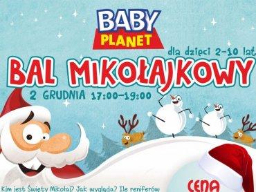 Mamy dla Was dwie wejściówki na bal do Baby Planet Sosnowiec (fot. mat. organizatora)