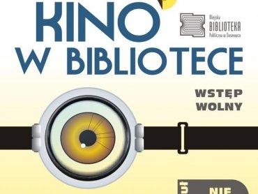 Na seans w bibliotece można się wybrać 9 stycznia (fot. mat. organizatora)