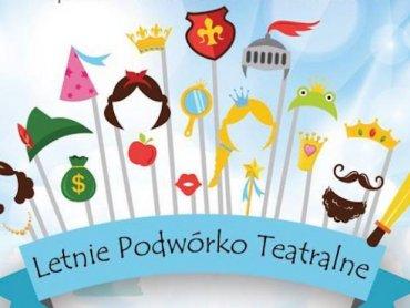 Podwórko Teatralne to cykl bezpłatnych spektakli dla dzieci i rodziców (fot. mat. Piaskownica Kulturalna)