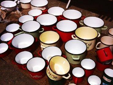Instalacje z garnków stworzą uczestnicy niezwykłych warsztatów (fot. foter.com)