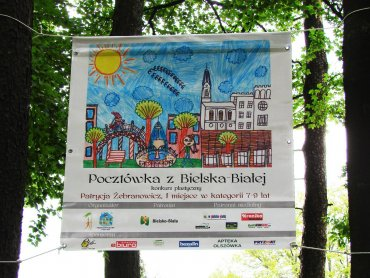 Jedna ze zwycięskich prac z ubiegłego roku na wystawie pokonkursowej (fot. DK w Olszówce)