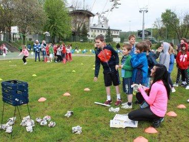 Festyn z okazji Dnia Ziemi to okazja do nauki i zabawy (fot. Archiwum WOKiS)