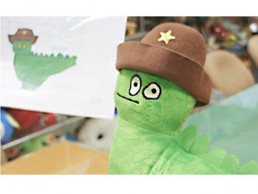 Rysunki dzieci moga stać się pluszakami dostępnymi na całym świecie (fot. Ikea)