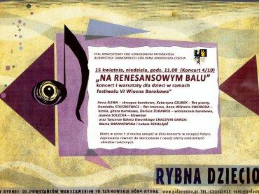Dawna muzyka w pałacowych wnętrzach nabierze zupełnie nowego brzmienia (fot. mat. organizatora)