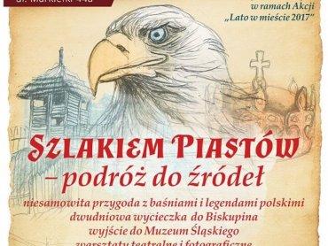 """""""Szlakiem Piastów - podróż do źródeł"""" to bezpłatne zajęcia dla dzieci, które odbywają się w czasie wakacji (fot. mat. organizatora)"""