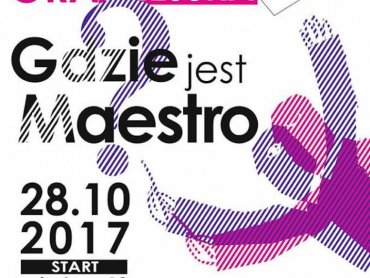 """""""Gdzie jest Maestro"""" to gra towarzysząca X Międzynarodowemu Konkursowi Dyrygentów (fot. mat. organizatora)"""