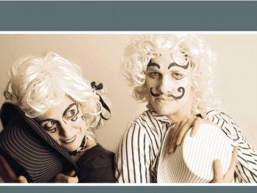 """""""Figlarze lecą do Los Angeles"""" to spektakl, który zobaczycie w SCK Park Tradycji (fot. mat. organizatora)"""