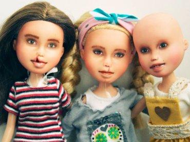 Lalki tworzone przez Anię Ignatów mocno różnią się od zabawek znanych ze sklepowych półek (fot. Ignatow Repaint Dolls)