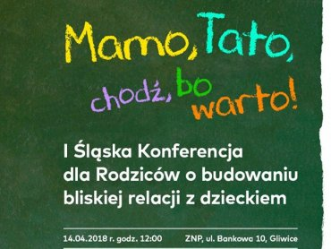 Konferencja dedykowana jest rodzicom oraz opiekunom dziecięcym (fot. mat. organizatora)