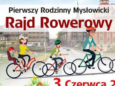 Łatwa trasa, pozytywna atmosfera i aktywny wypoczynek - mysłowicki Rajd Rowerowy to idealny pomysł na rodzinną niedzielę (fot. mat. organizatora)