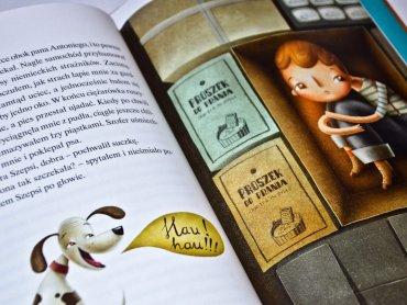W książkach dla najmłodszych dużą rolę odgrywają ilustracje (fot. redakcja SD)