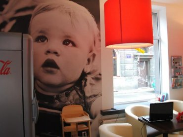 Kawiarnia Pinochio jest idealna dla rodziców z dziećmi (fot. archiwum Pinochio Cafe)