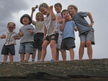 W olimpiadzie mogą wziąć udział dzieci w wieku od 2 do 6 lat (fot. foter.com)