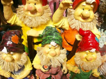 """W CH Auchan w Mikołowie obejrzycie spektakl """"Skarb to nie tylko złoto"""" (fot. foter.com)"""