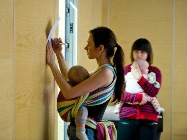 """Na warsztaty """"Mamo, to ja"""" możecie zabrać swoje pociechy (fot. mat. organizatora)"""