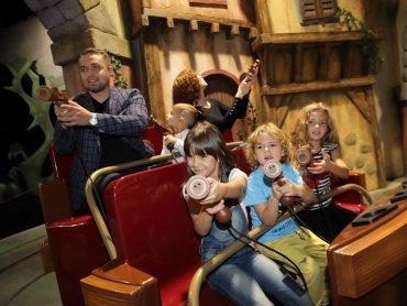 Jama Bazyliszka to szereg atrakcji dla całej rodziny (fot. mat. Legendii)
