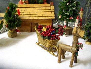 """""""Magia Świąt Bożego Narodzenia"""" to wystawa dla dzieci, którą oglądać możecie w Sosnowieckim Centrum Sztuki (fot. foter.com)"""