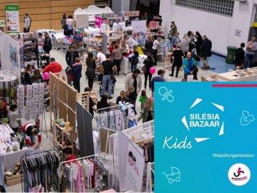 W naszym konkursie możecie wygrać 10 rodzinnych zaproszeń na targi SILESIA BAZAAR Kids (fot. mat. organizatora)