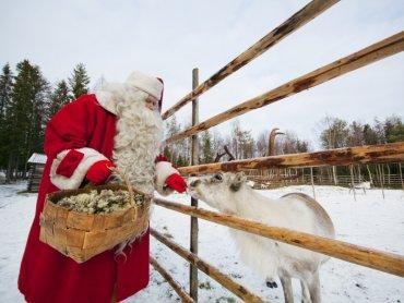 Jak wygląda zaprzęg Świętego Mikołaja? (fot. foter.com)