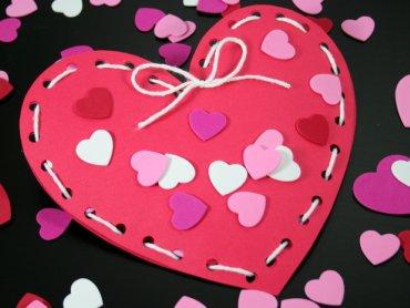 W Walentynki w Empiku odbędą się kreatywne warsztaty dla dzieci (fot. foter.com)