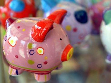 Kolorowe świnki z filcu będą wykonywane na warsztatach w Empiku (fot. foter.com)